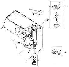 Eljer Bathroom Faucet Emblem Eljer Flush Valve Parts Toilets Tall Toilet Tank