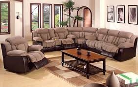 leather sectional sofa recliner microfiber couch with recliner recliner sectional sofa with power