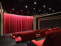 Interior Design For Home Theatre by Home Theater Curtains Pictures Options Tips U0026 Ideas Hgtv