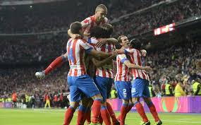 Pertandingan Real Madrid vs Atletico Madrid Final Copa del Rey 2013