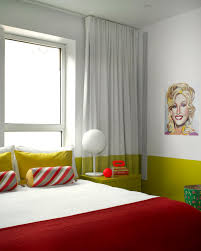 color blocked rooms inspired by taylor swift s grammys look color blocking in designer spaces