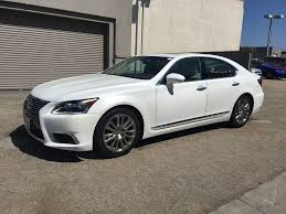 jim falk lexus service department white lexus ls in california for sale used cars on buysellsearch