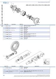 ford front axle page 72 sparex parts lists u0026 diagrams