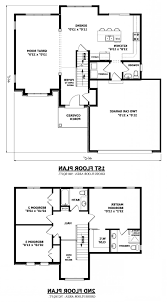 Two Story House Floor Plans Home Design Architecture 1 Story French Country House For