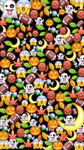 halloween emoji wallpaper wallpapers pinterest halloween