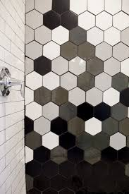 hexagonal terazzo cement tiles are here kitchen floors scale