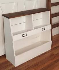 How To Make A Wooden Toy Box With Slide Top by Free Diy Furniture Plans How To Build A Storagepalooza Storage