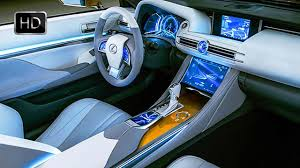 lexus concept cars 2015 lexus lf c2 concept convertible roadster interior design hd
