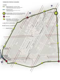 Map Of Detroit Metro Airport by Placemaking Takes Flight At Detroit Metropolitan Airport Ohm