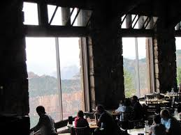 View Of The North Rim From The Lodge Dining Room Picture Of - Grand canyon lodge dining room