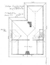 Floor Plan With Roof Plan by Plan Attic Plans