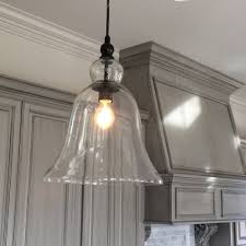Blue Pendant Lights by Kitchen Copper Pendant Light Kitchen Kitchen Light Pendants