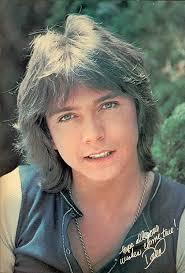 I Think I Love You… David Cassidy's Autograph