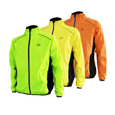 fluorescent bike jacket online buy wholesale waterproof running jacket from china