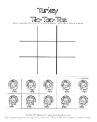 pinterest thanksgiving activities printable thanksgiving turkey tic tac toe game printables for