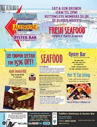 Destin Florida Map by Tailfins Alehouse U0026 Oyster Bar Menu U0026 Coupons The Menu Mag