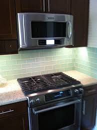 ocean mini glass subway tile backsplash tiles colored kitchen