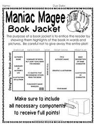 Maniac magee book summary   Why not try order a custom written     General EBooks