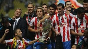 Atletico Madrid Juara Piala Super Eropa 2012