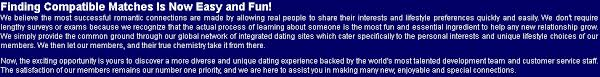 Affluent Singles com   Meet Rich Singles  Affluent Dating  Wealthy     Finally  Online Dating Your Way at AffluentSingles net