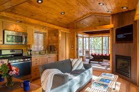 this may look like a normal cabin on the woods until you see what