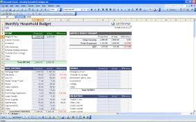 15 free personal budget spreadsheet excel spreadsheet part 11