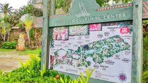 Map Of Waikiki Polynesian Cultural Center Map List Of Places To Visit At The
