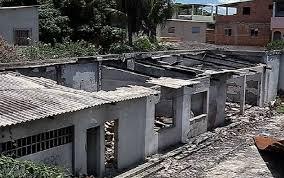 Delegacia abandonada em Cariacica vira abrigo de criminosos e ...