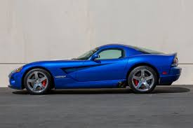Dodge Viper 1997 - 2006 dodge viper srt 10 first edition 169 200 u2013 west coast exotic cars