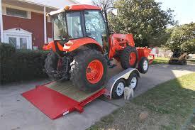 kubota m5140 tractor 4x4 ultra grand cab a c heat kubota loader