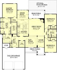 16 house plans two master suites one story the 25 best