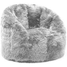 Big Joe Lumin Chair Multiple Colors Comfort Research Beansack Big Joe Milano Faux Fur Bean Bag Chair