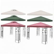 Replacement Canopy Covers by 10x10 Gazebo Canopy Replacement Covers Gazebo Ideas