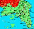 ΧΑΡΤΕΣ ΑΤΤΙΚΗΣ - οδικος Χαρτης Αττικη
