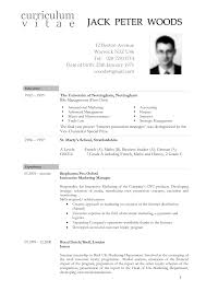 Sample Resume Format Usa by Us Resume Format