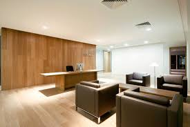 ultra modern office interior design will look more perfect with