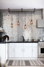 Glass Kitchen Backsplash Modern Glass Kitchen Backsplash Tiles White Modern Kitchen With