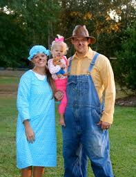 Family Of 3 Halloween Costume by Team Tolman Just The 3 Of Us The Berenstain Bears Trick Or Treat