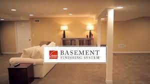 finishing basement walls without drywall basements ideas