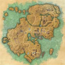 Coldharbour Ce Treasure Map Eastmarch Treasure Map 5 Location Bliblinews Com
