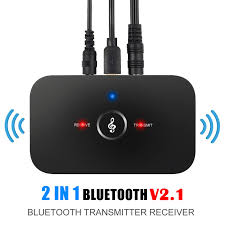 home theater bluetooth transmitter proster 2 in 1 bluetooth transmitter receiver wireless hifi stereo