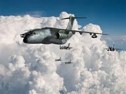 avión de carga KC-390
