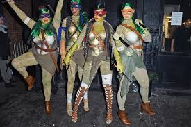 raphael halloween costume the best celebrity halloween costumes ever photos gq
