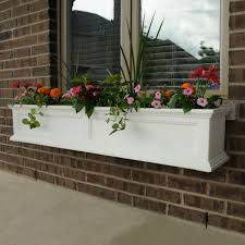 Outdoor Wall Planters by Window Boxes Pots U0026 Planters The Home Depot