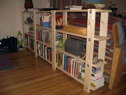 Low Narrow Bookcase by Cheap Easy Low Waste Bookshelf Plans 5 Steps With Pictures