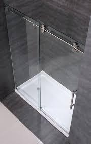 shower stall glass doors best 25 shower doors ideas on pinterest shower door sliding