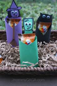 halloween crafts with candy halloween treat holders clif kid z bars in halloween costumes