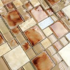 Mosaic Tiles For Kitchen Backsplash Glass Stone Mosaic Wall Tile Stone Kitchen Backsplash Tiles