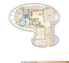 lokhandwala infrastructure victoria floor plans house 3rd level
