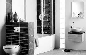 Vintage Black And White Bathroom Ideas Spa Bathroom Set Video And Photos Madlonsbigbear Com